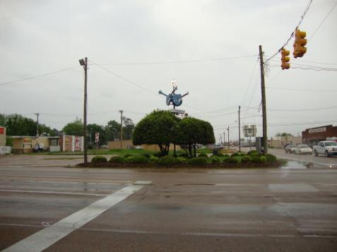 The Crossroads Clarksdale 2013