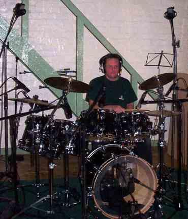 Recording the Cuillin Blue Album